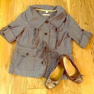 LOFT Blue Jacket